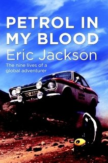 9781300398011: Petrol in My Blood The Nine Lives of a Global Adventurer