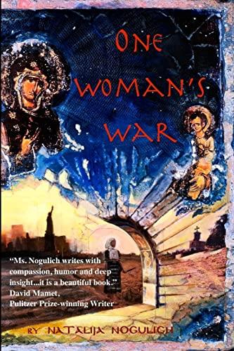 9781300405344: One Woman's War