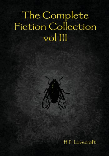 9781300414278: The Complete Fiction Collection Vol III