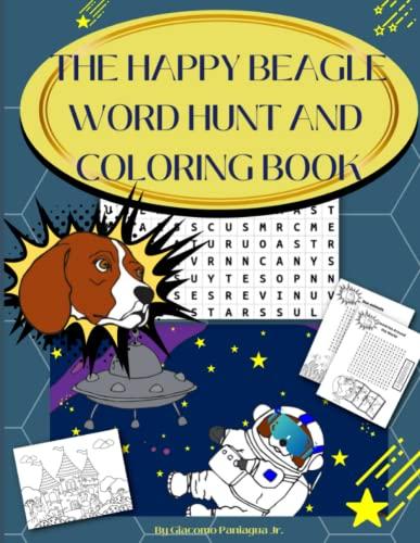 The Happy Beagle Word Hunt and Coloring: Giacomo Paniagua, Jr
