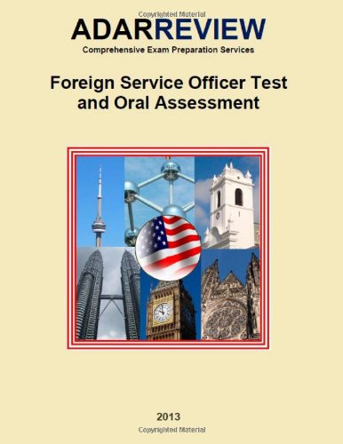9781300503194: Foreign Service Officer Test (FSOT): Complete Study Guide to the Written Exam and Oral Assessment