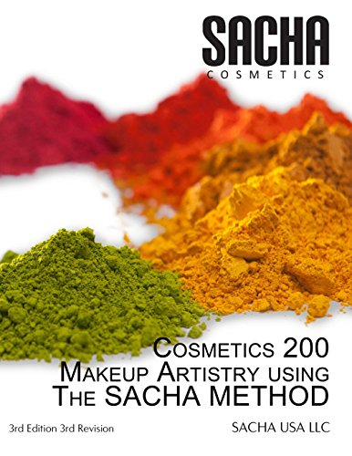 9781300505280: Makeup 200 - Makeup Artistry Using The Sacha Method