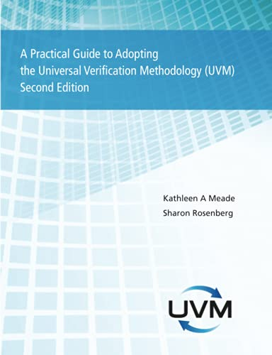 9781300535935: A Practical Guide to Adopting the Universal Verification Methodology (Uvm) Second Edition