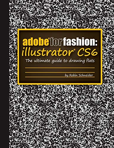 9781300577584: Adobe for fashion: illustrator cs6