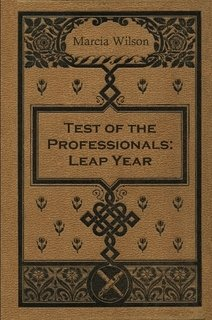 9781300589563: Test of the Professionals: Leap Year