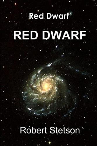 9781300619758: Red Dwarf