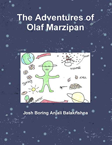 9781300665885: The Adventures of Olaf Marzipan