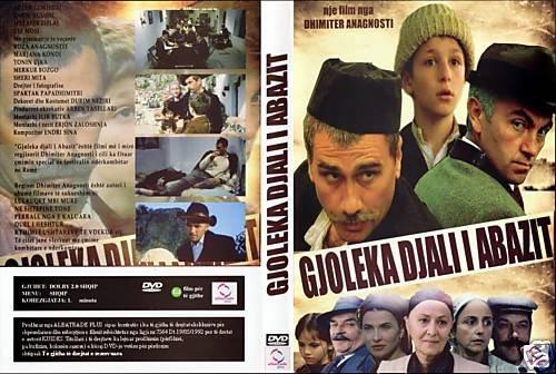 9781300676164: ALBANIAN MOVIE DVD - GJOLEKA, DJALI I ABAZIT - 2006