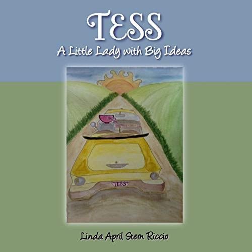 9781300687320: TESS A Little Lady with Big Ideas
