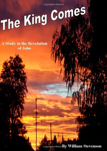The King Comes (9781300693741) by Stevenson, William