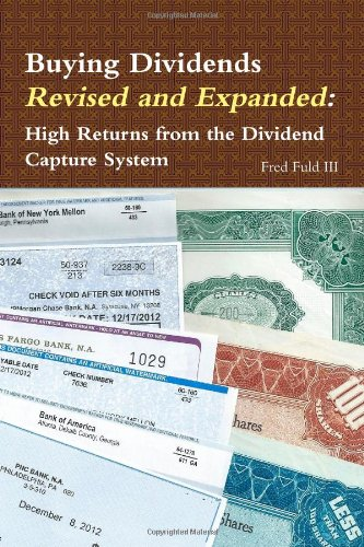 9781300721307: Buying Dividends Revised and Expanded: High Returns from the Dividend Capture System