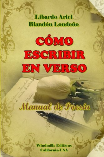 9781300855149: Cómo Escribir En Verso (Spanish Edition)