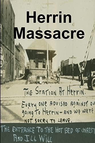 9781300897927: Herrin Massacre