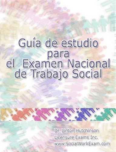 9781300924760: Spanish Study Guide For the National Social Work Exam