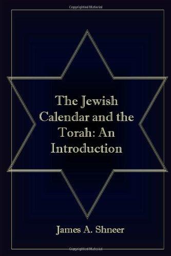 9781300938699: The Jewish Calendar and the Torah: An Introduction