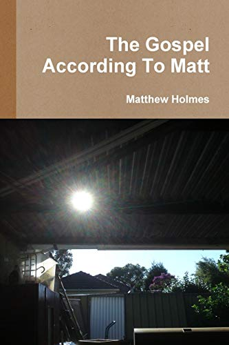 9781300961321: The Gospel According To Matt