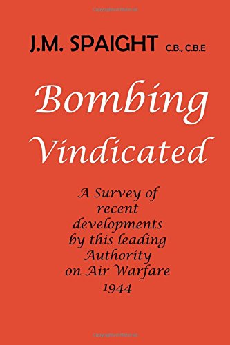 9781300979487: Bombing Vindicated