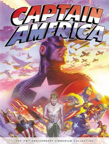 9781302900007: Captain America: The 75th Anniversary Vibranium Collection Slipcase