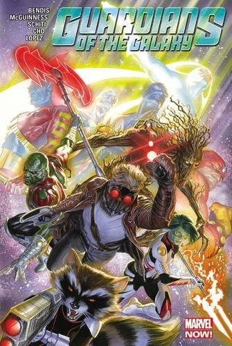 Guardians of the Galaxy Vol. 3 (Hardcover): Brian Michael Bendis