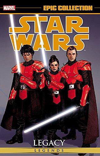 Star Wars Legends Epic Collection: Legacy Vol. 1 (Paperback): John Ostrander