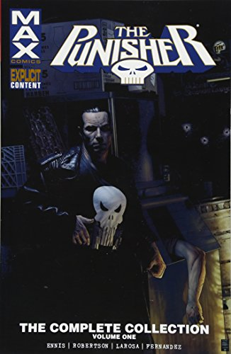 Punisher Max Complete Collection. Volume 1 (Paperback): Garth Ennis