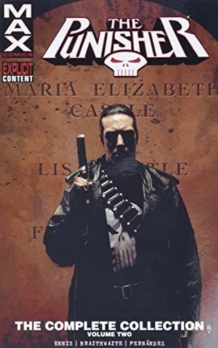 9781302900168: Punisher Max: The Complete Collection Vol. 2