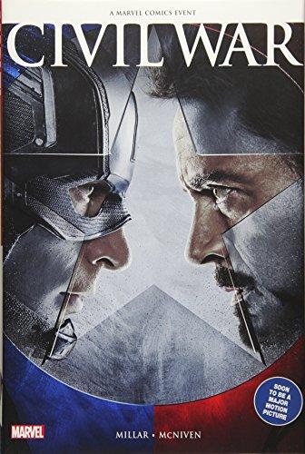 9781302900199: Civil War Movie Edition