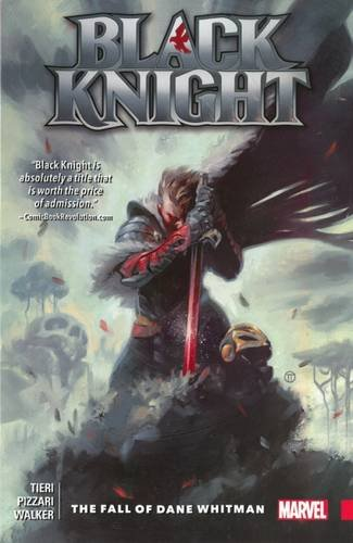 9781302900311: BLACK KNIGHT FALL OF DANE WHITMAN
