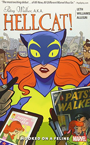 9781302900359: Patsy Walker, A.K.A. Hellcat! Vol. 1: Hooked On A Feline
