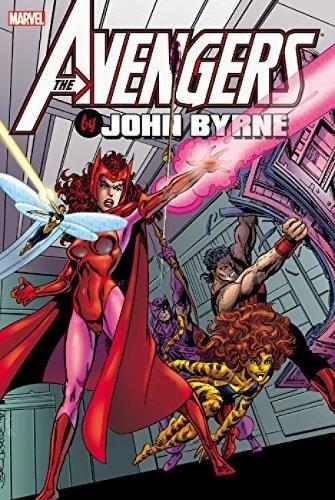 9781302900571: Avengers by John Byrne Omnibus (The Avengers Omnibus)