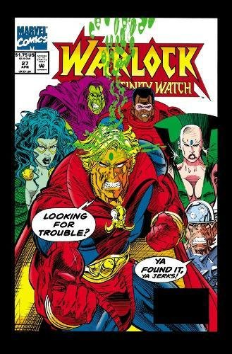 Infinity Watch, Volume 2 (Paperback): Jim Starlin