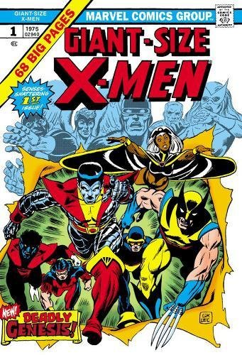 Uncanny X-Men Omnibus Vol. 1 (Marvel Omnibus Uncanny X-Men)
