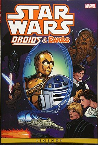 Star Wars: Droids & Ewoks Omnibus (Hardcover): Dave Manak