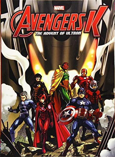 Avengers K Book 2: The Advent of: Si Yeon Park