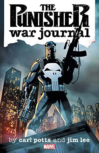 Punisher War Journal by Carl Potts & Jim Lee (Paperback): Carl Potts