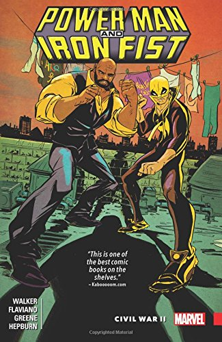 Power Man and Iron Fist Vol. 2: Civil War II (Power Man & Iron Fist)