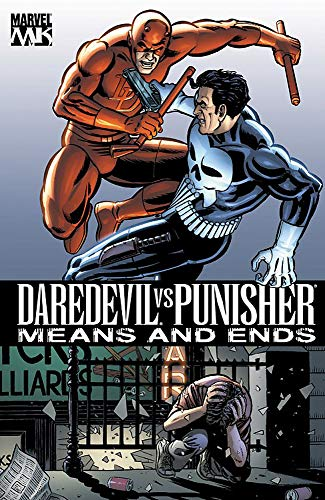 9781302901264: Daredevil vs. Punisher: Means & Ends (New Printing)