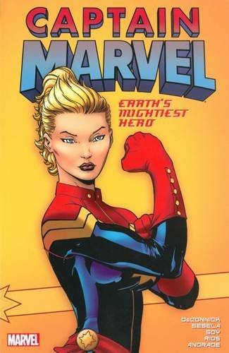 9781302901271: Captain Marvel: Earth's Mightiest Hero Vol. 1