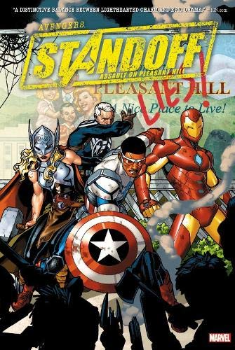 Avengers Standoff: Nick Spencer, Al Ewing, Gerry Duggan