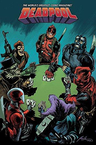 9781302901486: Deadpool: World's Greatest Vol. 5: Civil War Ii: Civil War II