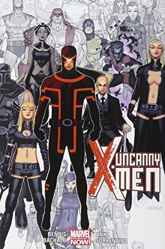Uncanny X-Men Vol. 2: Bendis, Brian Michael