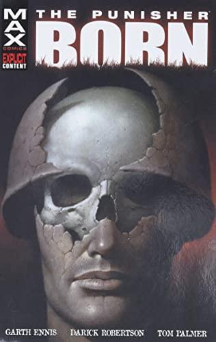 9781302901738: Punisher Born
