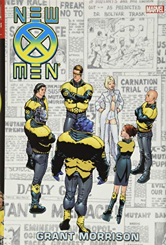 9781302901967: New X-Men Omnibus HC New Ptg