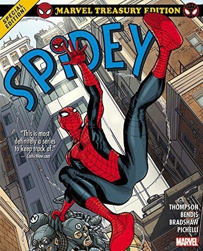 Spidey: All-New Treasury Edition Vol. 1: Vol. 1