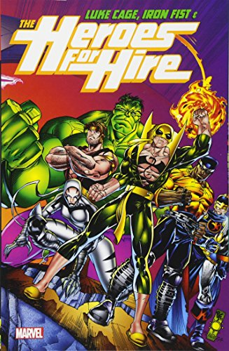 Luke Cage, Iron Fist, The Heroes For