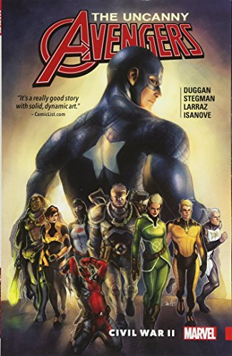 9781302902346: Uncanny Avengers: Unity Vol. 3: Civil War Ii