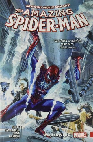 Amazing Spider-Man: Worldwide Vol. 4 (Spider-Man - Amazing Spider-Man)