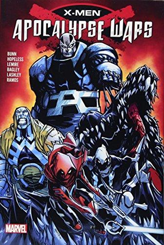 X-Men: Apocalpyse Wars (Hardcover): Cullen Bunn