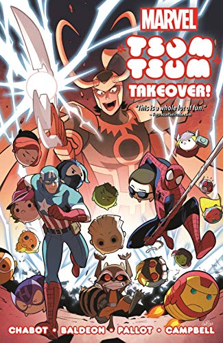 9781302902643: Marvel Tsum Tsum: Takeover!