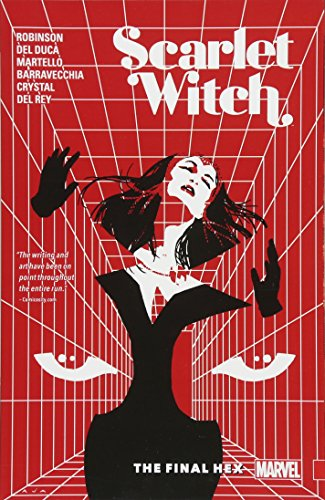 9781302902667: SCARLET WITCH 03 FINAL HEX